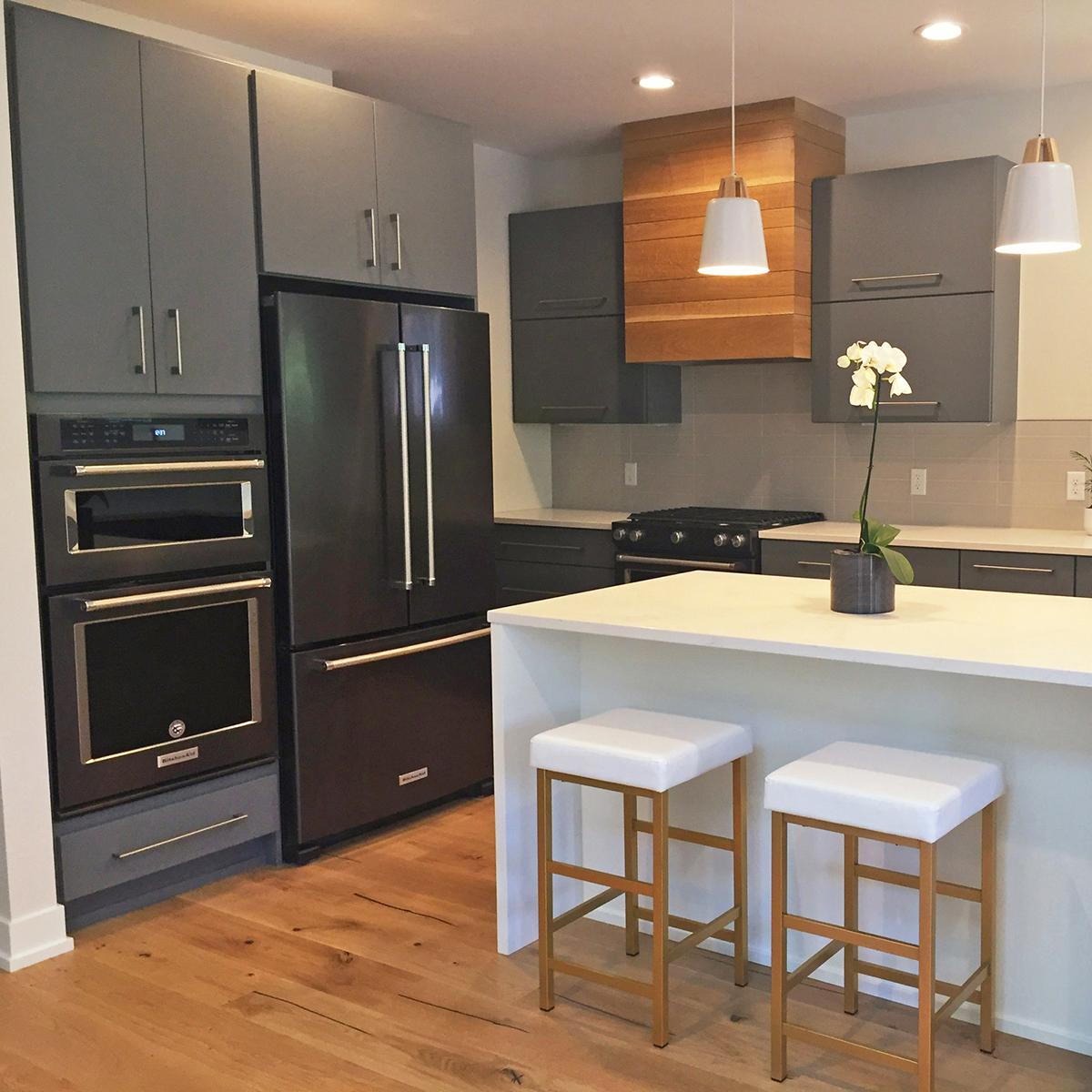 Maple Cabinets Merillat Dusk: BJ Tidwell Cabinets From Advanced Interiors